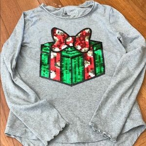 Disney Parks Ladies Holiday top